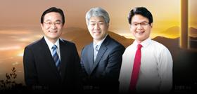 장학봉,김문훈,김성태 목사와 함께하는 CTS 하와이 부흥대성회