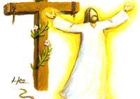 하나님께서 살아계심을 자랑해야 한다